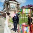 Импровизация на свадебной фотосессии в 130м квартале