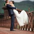 Волшебные свадебные мгновения