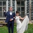 А почему бы и не побаловаться на свадьбе!?