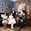 Семейный портрет в интерьере Усадьбы