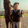 Фотосессия с лошадью в образе наездницы