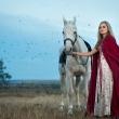 Станьте участником фотосессии с лошадьми!