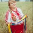 Украинские мотивы на фотосессии в Иркутске