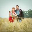 Фотосессия на годовщину свадьбы. Украинская тематика