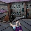 А вы хотели бы фотосессию на крыше?