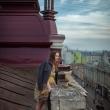 Прогулка по крышам Иркутска