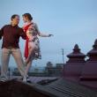 Танго на крыше. Фотограф Куренков Денис