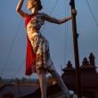 Места для фотосессии в Иркутске: на крыше