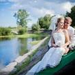 Фото со свадьбы Антона и Татьяны. Остров Юность