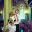 Свадебная фотосессия в польском костёле