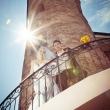 Свадебная фотосессия летом в Иркутске