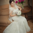 Великолепный свадебный образ невесты
