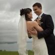 Эффектное небо для свадебных фото. Иркутск 2013