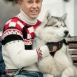 Фотосессия с хаски в Иркутске