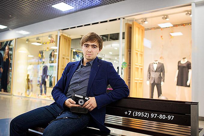 Фотограф Денис Куренков (г. Иркутск)